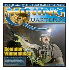 mining quarterly spring 2013 by elko daily issuu