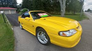 1995 ford mustang gt for sale 1995 ford mustang gt convertible for sale near las vegas nevada