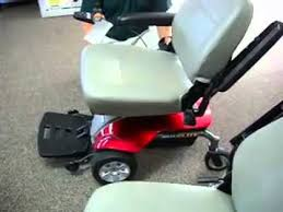 Jazzy Power Chair Battery Replacement Jazzy Select Elite Power Chair Medicare Approved Youtube