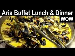 Best Seafood Buffet Las Vegas by Aria Buffet In Vegas Lunch U0026 Dinner Full Review Best Lunch
