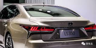 lexus ls460 price thailand 2018 lexus ls350 debuts in china not for australia update
