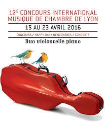 le duo piano et violoncel le au douzième concours international