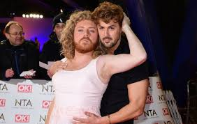 does paddy mcguiness use hair products you will never believe what keith lemon and paddy mcguinness did