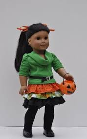 American Doll Halloween Costumes Halloween Costumes 15 18 Doll Clothes Pattern Pumpkins