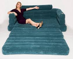 at last blow up beds that won u0027t be a nightmare for your guests