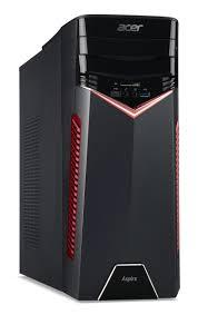 Gaming Desk Tops Acer Announces The Gx Series Gaming Desktops