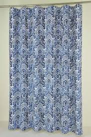 Blue Damask Shower Curtain Blue Damask Shower Curtain Blue Damasks And