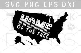 Usa Map Png by Usa Map Svg Png Eps Home Svg Dxf Illustrations Creative Market