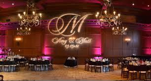 wedding backdrop monogram joe farren wedding singer acoustic performer piano dj guitar