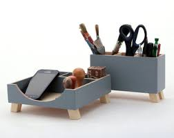 office desk organizer set wood handmade desk organizer office modern desk organizer