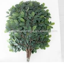 q102058 artificial tree branches and leaves wholesale ficus