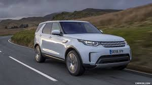 white land rover discovery 2018 land rover discovery color yulong white front three