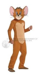 Tom Jerry Halloween Costumes Tom U0026 Jerry Kids Fancy Dress 1940s Cartoon Childrens Boys Girls