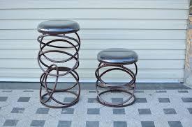 bar stool bar chair creative minimalist office furniture round bar