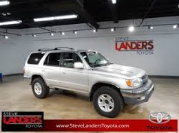 used 2001 toyota 4runner used toyota 4runner for sale in searcy ar 52 used 4runner