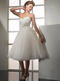 32 best tea length wedding dress images on pinterest
