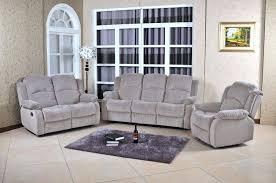 Grey Sofa Recliner Light Grey Veneziacalcioa5