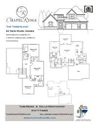 4 bedroom floor plans with basement new mark homes the timberland 4 bedrooms 3 5 bathrooms