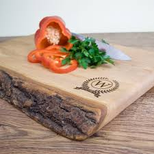 personalised cutting board personalised rustic ash chopping board big things