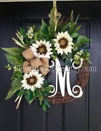 wreath for front door front door wreaths summer door wreaths summer by fleursdelavie