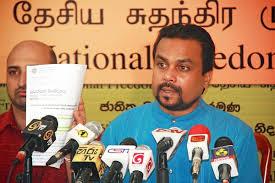 Weerawansa Remanded Former Minister Wimal Weerawansa Arrested By Fcid U2013 Colombo Gazette