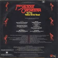the salsoul orchestra up the yellow brick road 33 rpm lp records