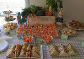 bunny baby shower decorations home design inspirations