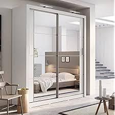 5 Door Wardrobe Bedroom Furniture Germanica Hanover Bedroom Furniture 5 Door Wardrobe In White