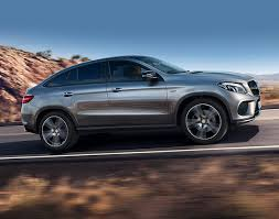 mercedes the suv range