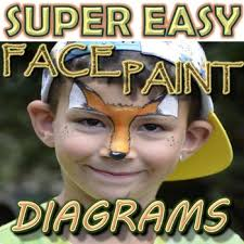 easy paint diagrams for musicals plays programs