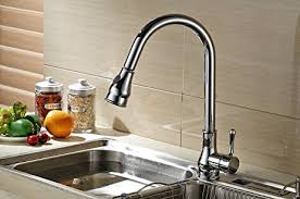 magnetic kitchen faucet klabb faucet kf 8001c single handle pull kitchen faucet with