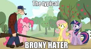 Know Your Meme Brony - sorry kid the brony is lame gonna have to try to put him down