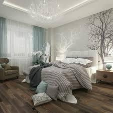 chambre style chambre scandinave motifs nature intérieur scandinave