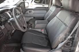 2013 F150 Interior 2009 2014 F150 Clazzio Leather Seat Covers 7201