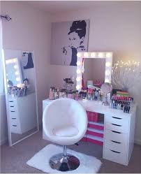 makeup room goals