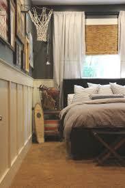 Boys Drapes Bedroom Teen Boys Bedroom Ideas Recessed Lighting Symmetry Table
