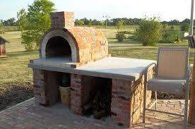plans brick pizza oven plans
