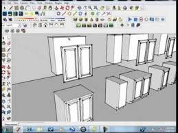 sketchup kitchen design sketchup kitchen design and sketchup tutorial kitchen designs made simple and easy part 4