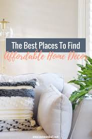 Deals On Home Decor by The Best Places To Shop For Affordable Home Decor Communikait