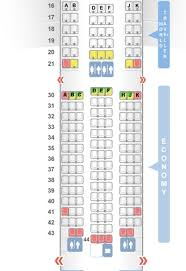 boeing 787 9 seat map flight review airways 787 9 economy row 43 h j lhr