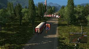 game pc mod indonesia map m i i v0 3 1 indonesia map for ets2 1 30 x map mod euro truck