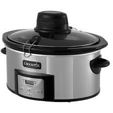 Crock pot Digital 6 Quart Slow Cooker with iStir™ & Reviews