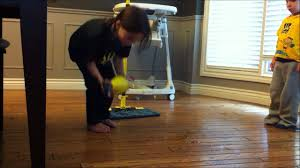How To Clean Sticky Laminate Floors Cleaning A Sticky Floor With The Enjo Floor Cleaner System Youtube