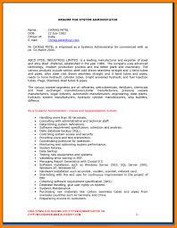 Pg Resume Format 3 Admin Resume Format Download Cashier Resumes