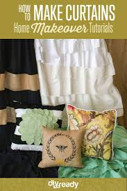 How To Calculate Yardage For Curtains Best 25 How To Make Curtains Ideas On Pinterest Sewing Curtains