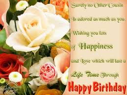 Happy Birthday Wish Top Images Of Happy Birthday Wishes For Cousin Sister And Brother
