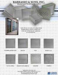 services include block brick delivery natural stone clay tops
