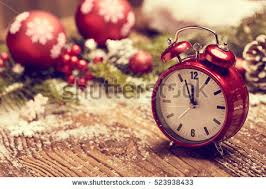 New Years Clock Decorations by Seasonal Clock Stock Images Royalty Free Images U0026 Vectors