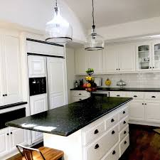 modern farmhouse kitchen with white cabinets black and white modern farmhouse kitchen before and after