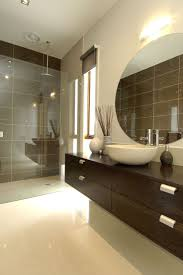 simple bathroom tile ideas simple chocolate brown bathroom tiles also home decoration planner